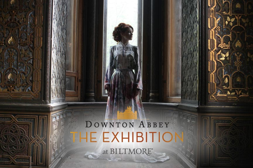 Biltmore Downtown Abbey Exhibit