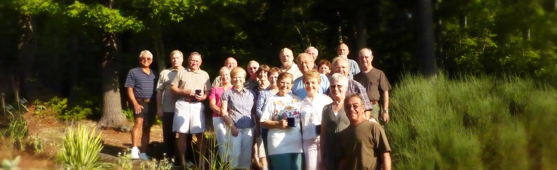 Group at Bent Creek Lodge