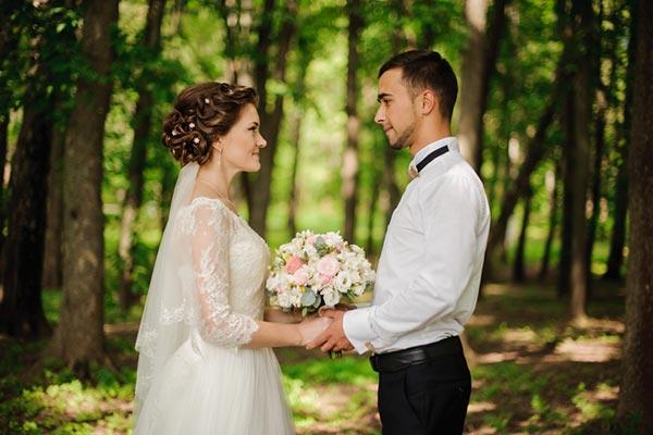 Asheville Wedding Elopement