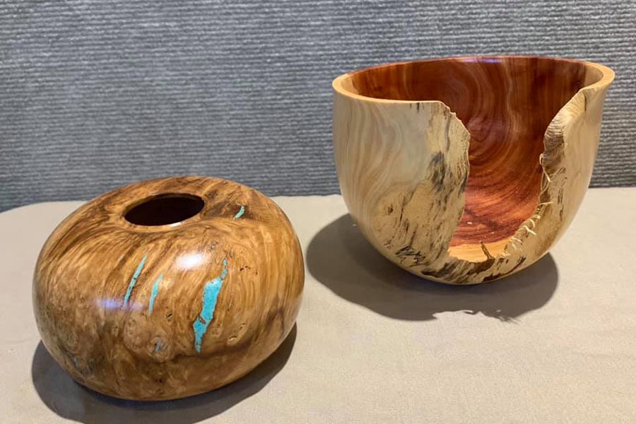 Southern Highland Craft Guild bowls