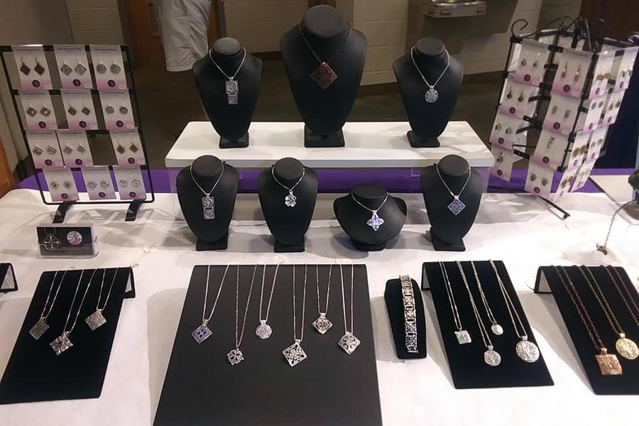 Southern Highland Craft Guild jewelry