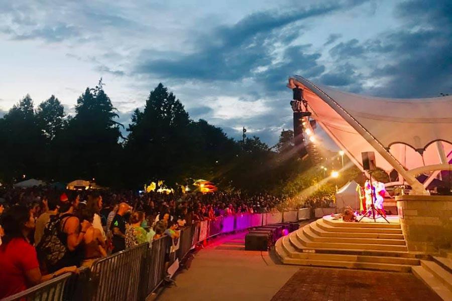 Downtown LEAF Festival 2021