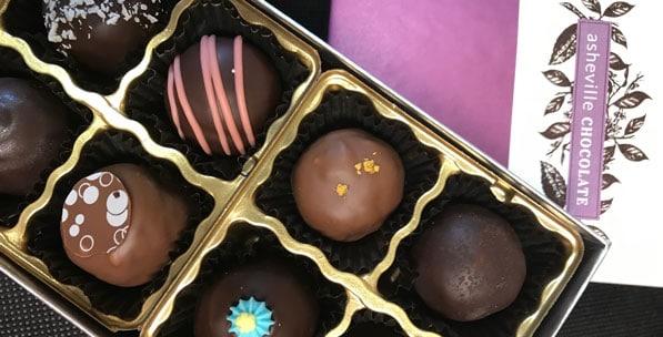 Local Asheville Chocolates