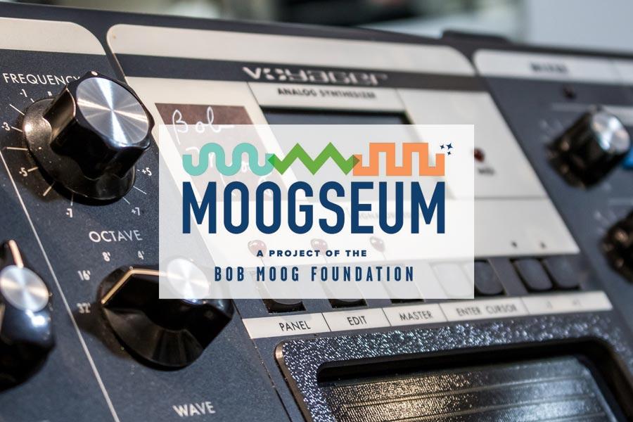 Moogseum The Bob Moog Synthesizer Museum